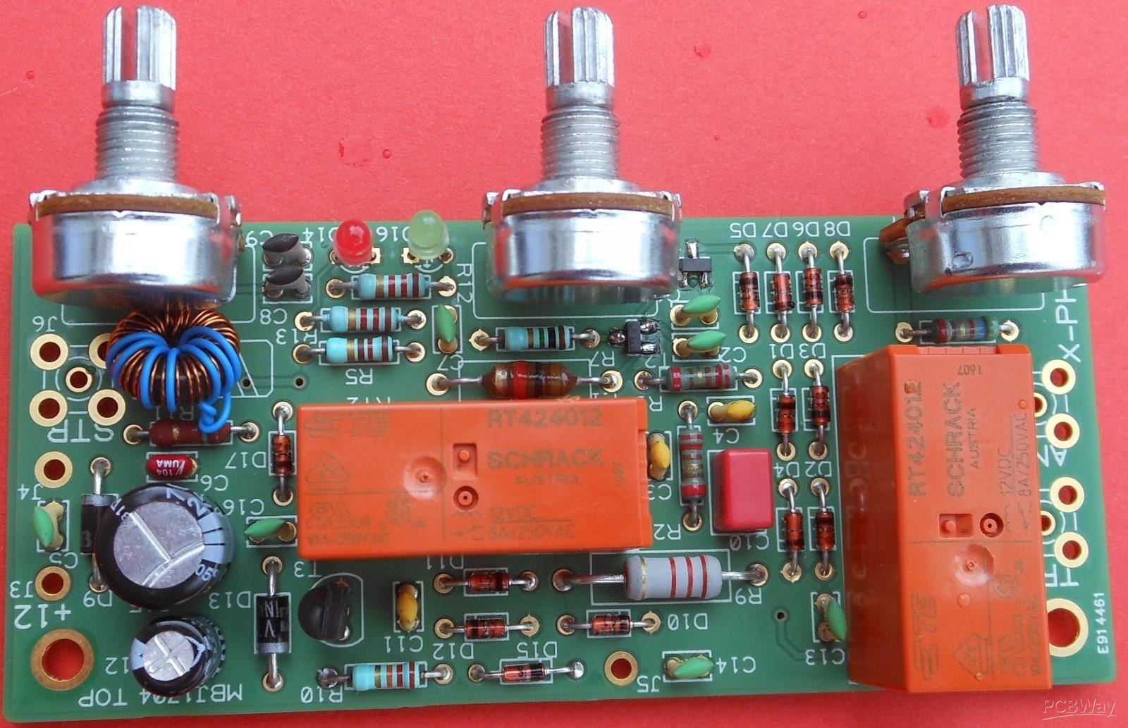 PCB & PCB Assembly Reviews - share - PCBWay