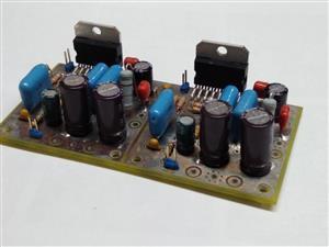 Hi-Fi inverting amplifier to TDA7293 / 7294