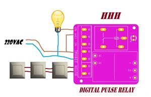 Digital Pulse Relay