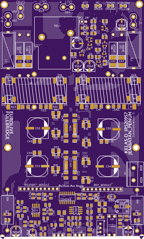 IRS20957 Fullbridge - Share Project - PCBWay