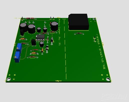 24 V 10 A Battery Charger - Share Project - PCBWay