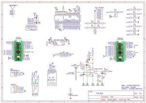 TvG Kart Data Logger v3.1 (LGT8F328P version)