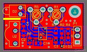 How to make a noise-free infrared obstacle detection