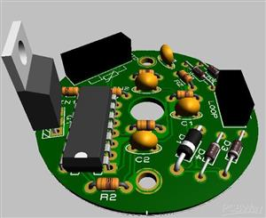 Transductor RTD 3 hilos de 4 a 20 ma  >> I CAN SOLDER