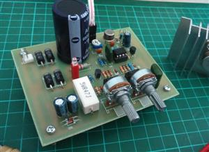 Variable Power Supply (0 V -30 V)