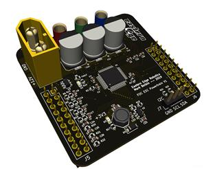 FOC ESC Dev Board