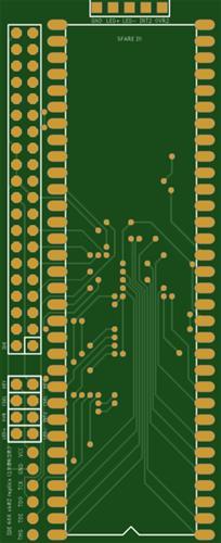 Amiga IDE 68K Replica