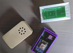 Temperature & Humidity Sensor Box