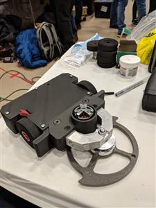 Combat Robot Weapon Motor Controller