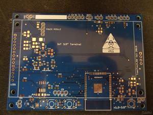 "ESP32 + 3.5"" LCD (IoT terminal)"