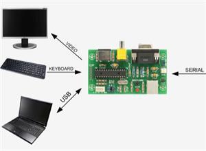 ASCII Video Terminal