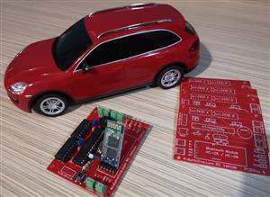 Arduino Bluetooth RC Car by Ardumotive