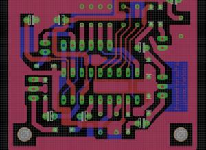TDA1524A HIFI Stereo Tone Control Board.