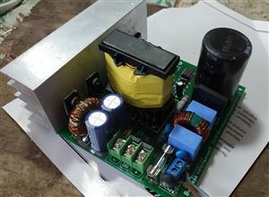 ~300W Switching power supply on IR2161 SE v.2 \ 2019 \ Импульсный источник питания на IR2161 версия 2