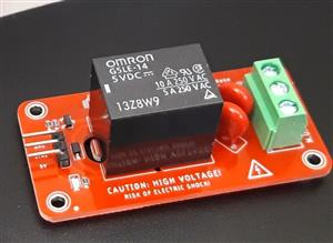 G1Tech Power Relay with MOV Single phase line-to-line protection