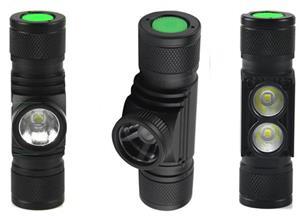 D10-D20-D25 Headlamp  6x7135 driver PCB