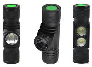 D10-D20-D25 Headlamp 4x7135 driver PCB