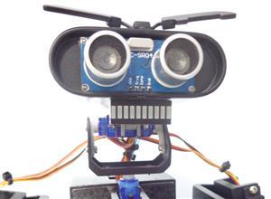 DC#01 (Johnny 5-inspired robot)