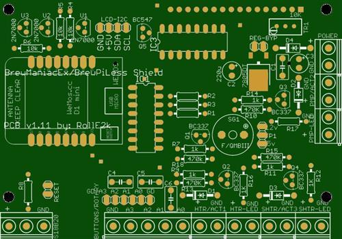 BrewManiac Esp8266 Brew Controller