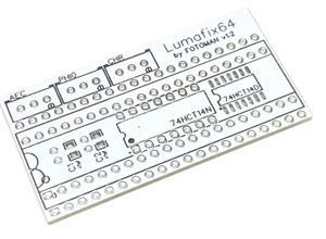 Lumafix64 for Commodore64
