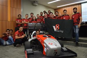 Formula SAE V8 Racing Team ETC Control