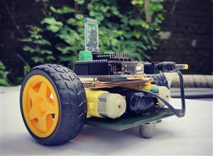 Bluetooth Controlled RC Car