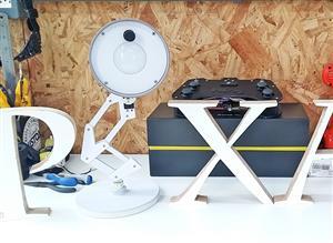 Making a PIXAR Lamp Robot (Luxo Jr.)