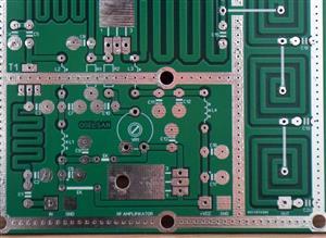 RD15HFV1+BFG135 FM RF AMLIFIKATOR