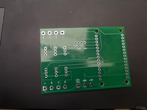 2 x 3 Channel RGB + BME280 Breakout for NodeMCU (MQTT)
