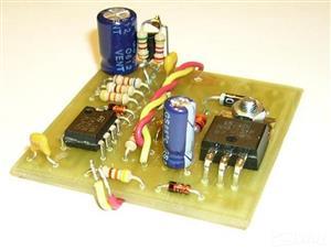 Speed Control for Mini Drill (LM393) \ Регулятор оборотов для мини-дрели