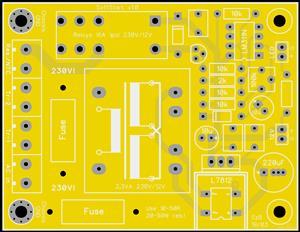 Softstart for toroidal transfomers