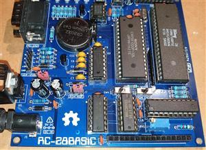 RC-Z8BASIC