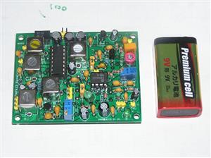 Tda1083  am/ssb radio : product detector on board.   : model  RK-63