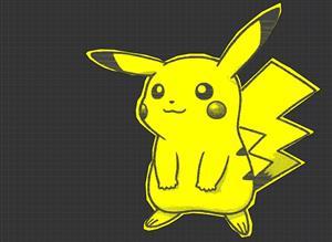 Pikachu PCB
