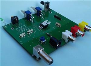 VOL System A Modulator