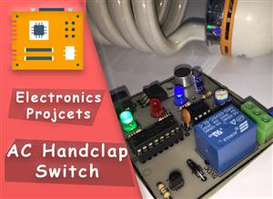 Handclap AC-circuit Control