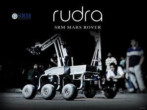TEAM RUDRA - SRM Mars Rover