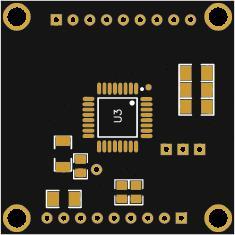 Миниатюрные часы на вакуумно-люминесцентном индикаторе ИВ-21, vacuum indicator IV-21 (part 2 of 4)