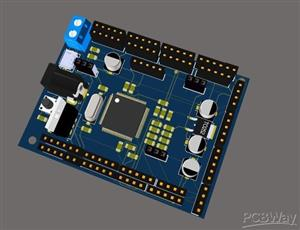 STM32F405 DEVELOPPER KİT