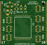 DS1245YP Replacement Board