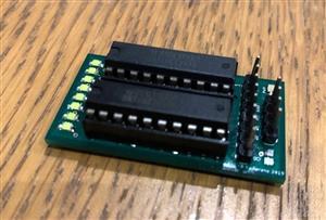 8bit Register w/ Transceiver