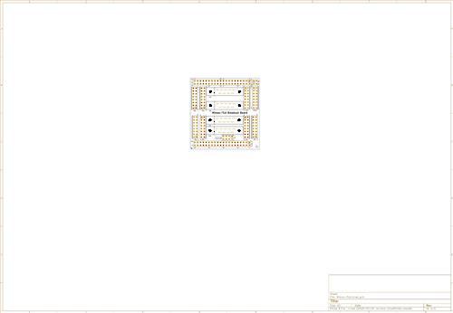 Mimas FGPA Tektronix TLA Breakout Board