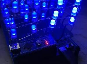 LED Cube with Arduino