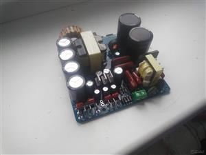 Power supply for amplifier