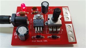 Source de tension variable pour les écoles - Variable power supply for schools