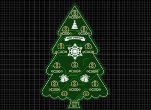 Christmas2019 - Christmas PCB - Christmas Tree