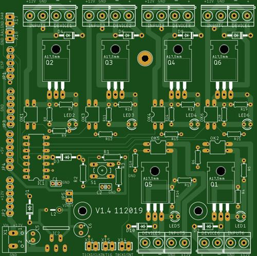 PIC-MOSFET-MODULE