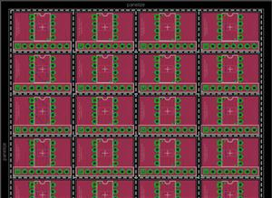 SIP-DIP-SMD IC converter