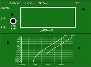 Корпус для измерителя Esr+Lcf v3 от miron63