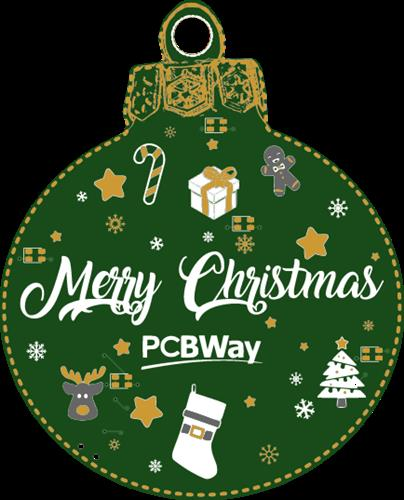 PCBWay Christmas 2019 Ball
